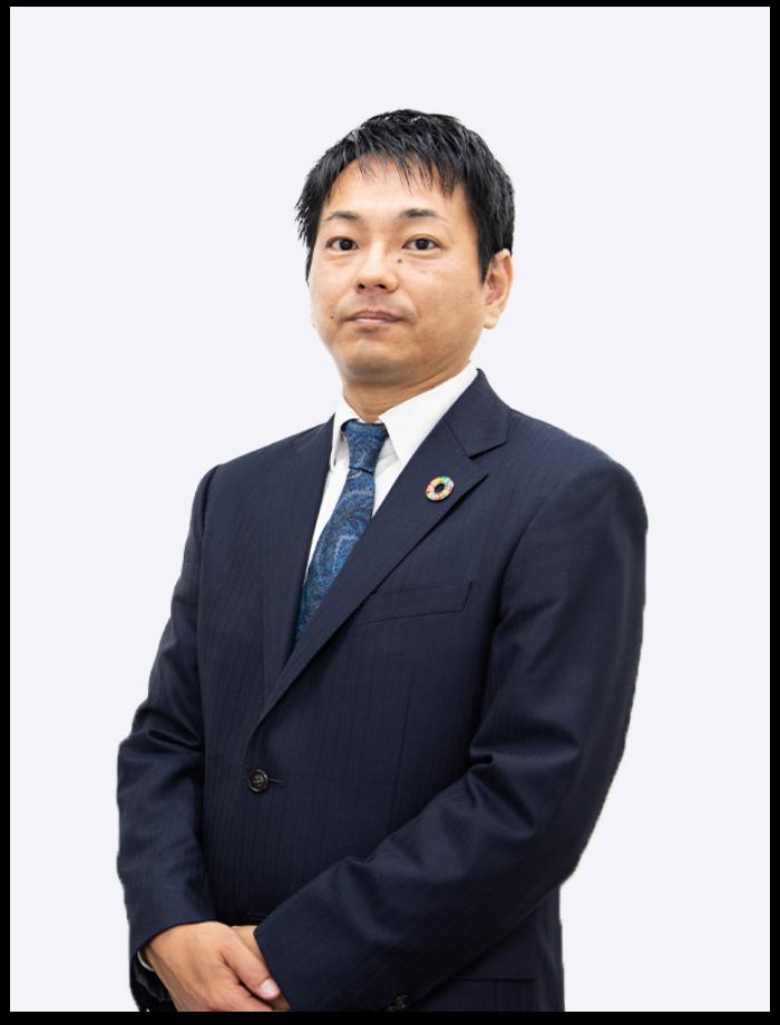 代表取締役/椎原